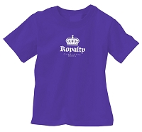 Royalty Charlotte Born Toddler T Shirt