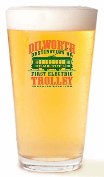Dilworth Beer Glass