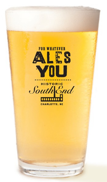 Southend Beer Glass